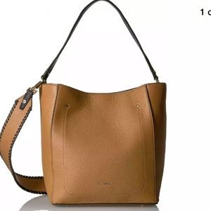 Calvin Klein Lynn Pebble Hobo Bag